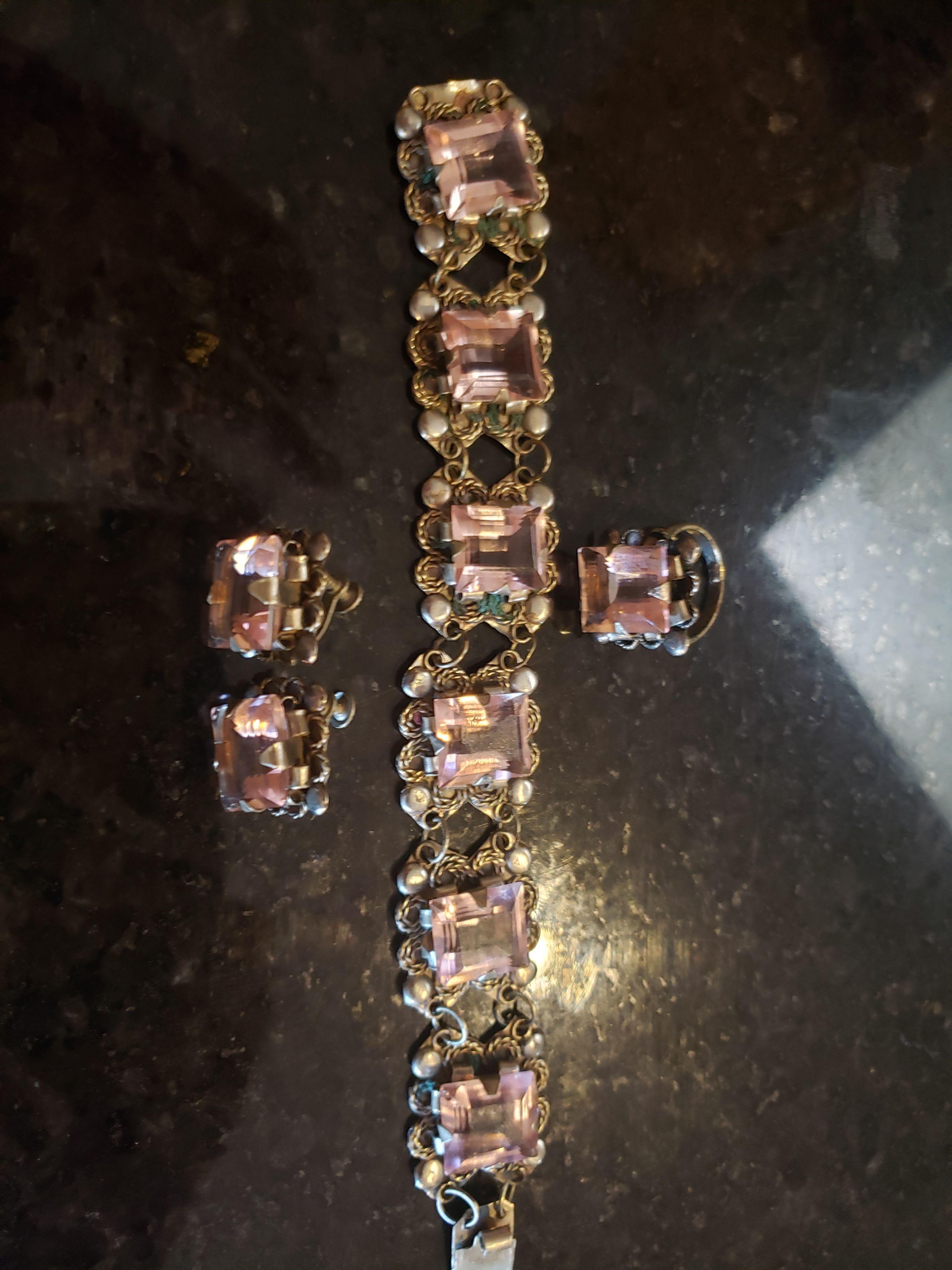 Vintage Sterling Jewelry