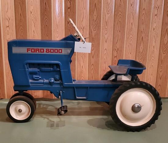 Vintage Ford 8000