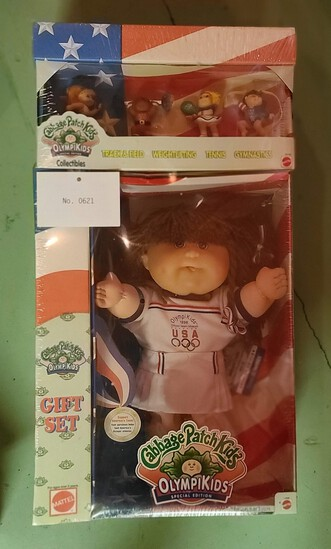Nib Cabbage Patch Kid