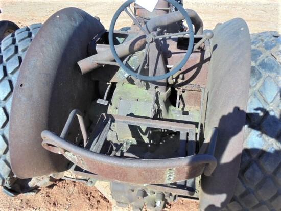Farm Equipment & Consignment Auction