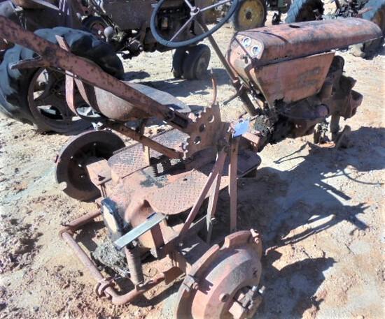 Case VAC Parts Tractor