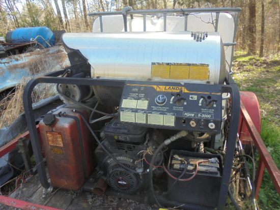 "Landa Pressure Washer ""Model PG HW 5-3000"