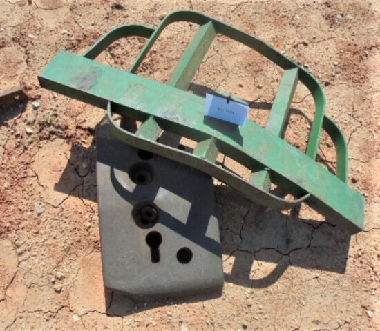 John Deere Front Weight and Bumper
