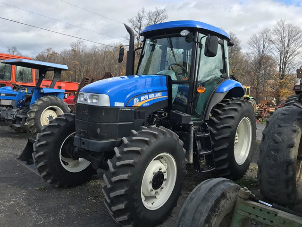 1800:New Holland TS6.110 4WD Tractor