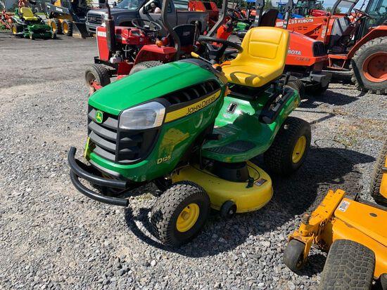 3616 John Deere D125 Lawn Tractor