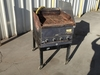 Garland 24in gas grill w/stand
