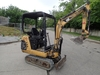 1999 Caterpillar 301.5 Excavator - PIN 3YW01256