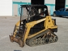ASV RC30 rubber track skid steer - PIN RSA03097 - see video