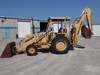 1988 Ford 555B loader/backhoe - PIN C779193 - see video
