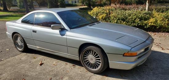 1996 BMW 850cs