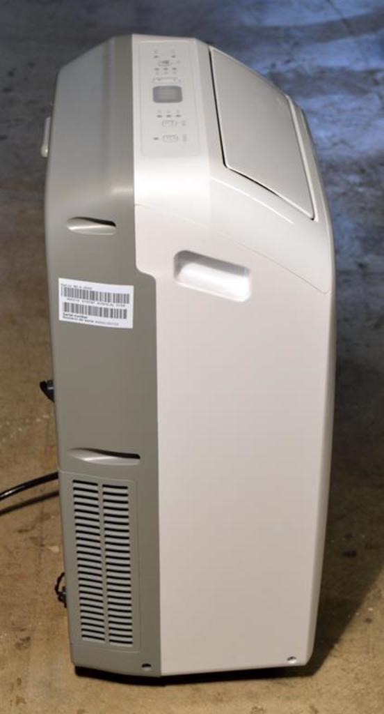 Lot: Hisense Portable Air Conditioner with Box, & Parts