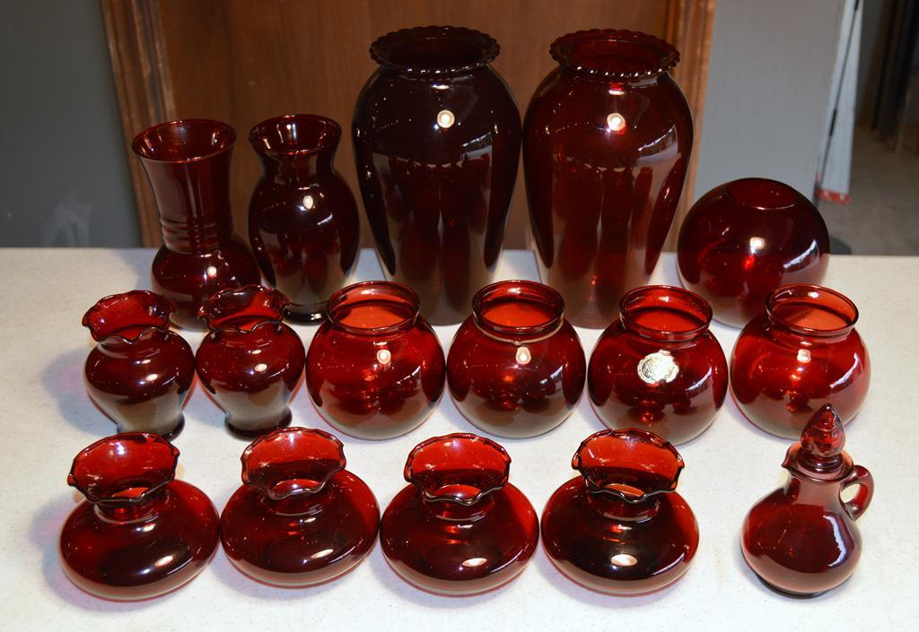 Lot Of Ruby Red Royal Ruby G Auctions Online Proxibid