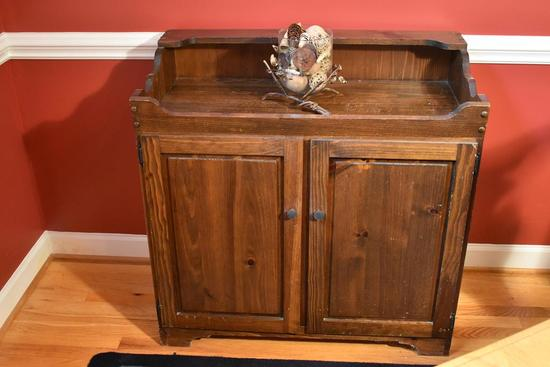 Vintage Pine Buffet