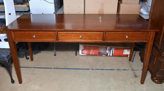 Contemporary Hooker Furniture Computing / Media Console Desk