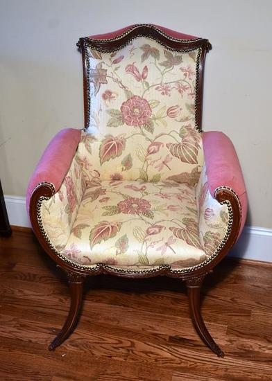 Antique Louis XV Armchair