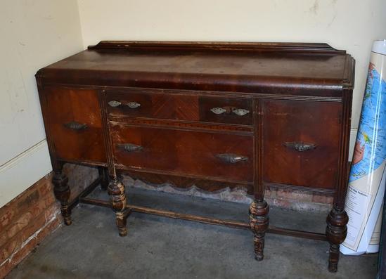 Antique Art Deco Dresser