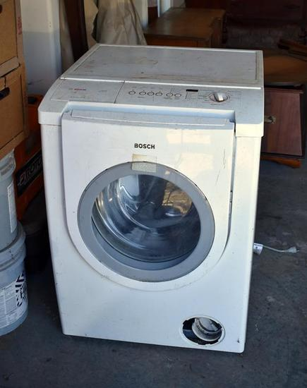 Bosch Front Load Washing Machine