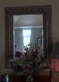 Elegant Craigin Originals Reticulate Framed Wall Mirror