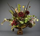 Artificial Floral Arrangement Decor in Jardiniere