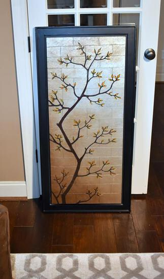 Pier 1 Imports Wall Decor Carved Tree