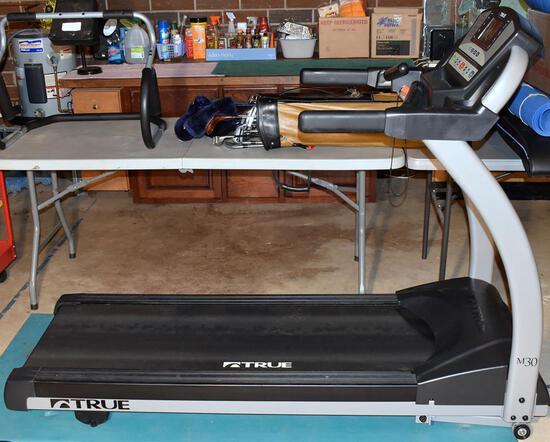 True Fitness Treadmill, Model TM30