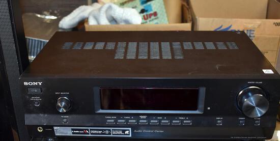 Sony FM Stereo/FM-AM Receiver, Model: STR-DH130