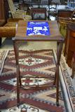 Fine Vintage Drexel Folding Bookstand, Music Stand, or Podium