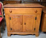 Vintage Heywood-Wakefield Dry Bar/ Server Cabinet