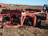 Pull-Type 9ft Heavy Duty Double Roller Pasture Aerator