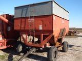 Ficklin 435, 4 Wheel Gravity Flow Wagon