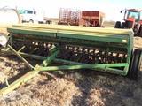 John Deere 8300, 23 x 7 Double Disc Grain Drill