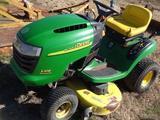 John Deere L108 Automatic Mower
