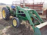 John Deere 1020 Diesel Tractor