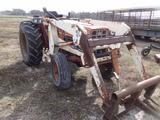 IHC 574 Diesel Tractor