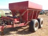 Bumper-Pull Dirt Carrier