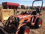 Kubota B7500 HST, 4wd Tractor