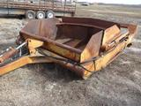 Reynolds 5C Dirt Scraper