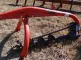 Speed Co 3pt Field Master Post Hole Digger