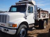 1993 IHC 4700 Single Axle Dump Truck