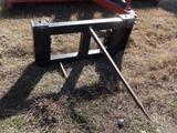 Bush Hog 201 Quick Attach Heavy Duty Bale Spear