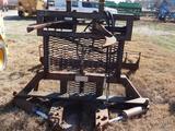 Quick Attach Heavy Duty Tree Terminator Hydraulic Tree Shear