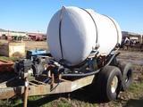 Pull-Type Tandem Axle, Approx. 750 Gallon Nurse Trailer