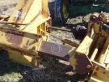 Yellow 3pt, P.T.O. Driven Stump Grinder