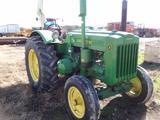 Vintage John Deere Model D Tractor