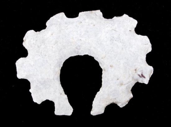 Pre-Columbian Mayan Eccentric Flint Artifact 600AD