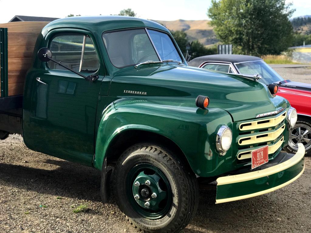 1949 Studebaker 2R 16A Truck E... Auctions Online   Proxibid