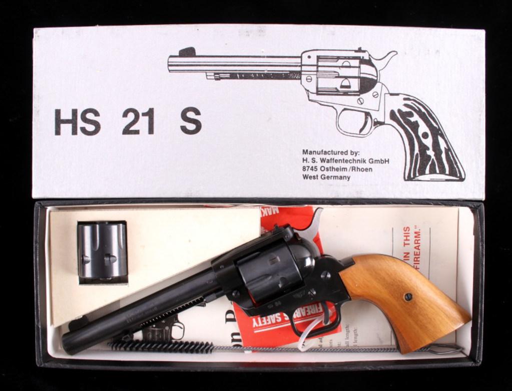 H schmidt model 21s