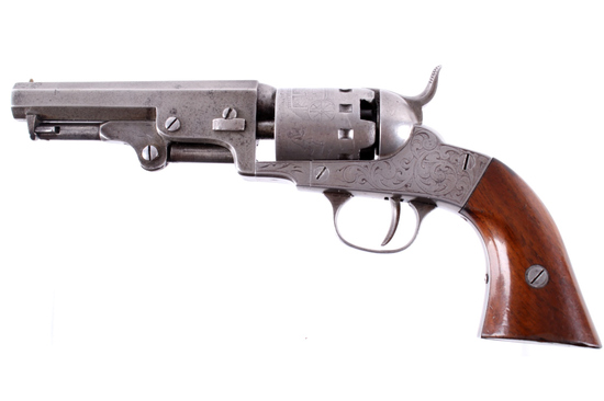 Collector Firearm & Western Antique Auction