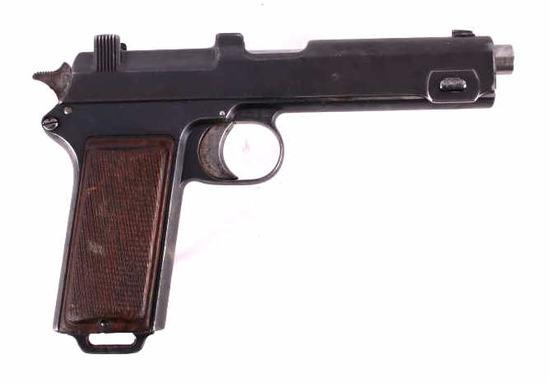 Steyr-Hahn M1912 9mm Steyr c.1914
