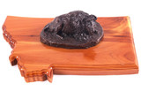 Bob Scriver Original Bronze Sculpture Paul's Bull